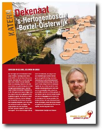 Bisdom Den Bosch Nieuwe Parochie Katern 2010