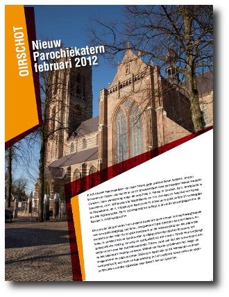 Bisdom Den Bosch Nieuwe Parochie Katern