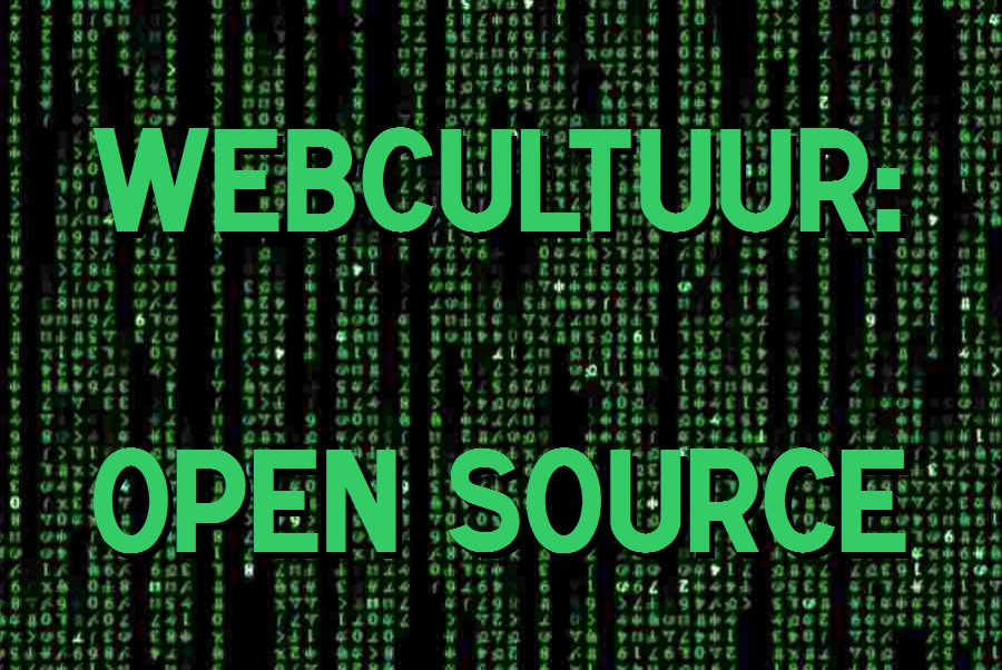 Webcultuur Open Source