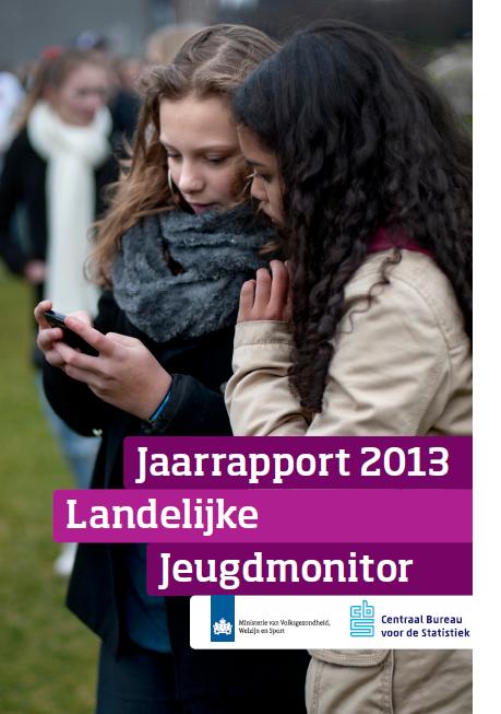 Jaarrapport Landelijke Jeugdmonitor 2013
