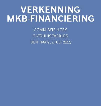 MKB-impuls van 170 miljoen euro mits goede communicatie